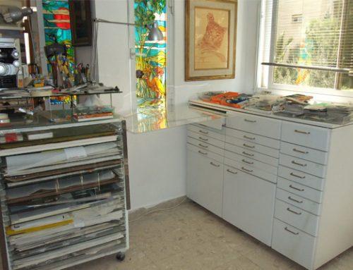 Award on Design Art Work Center Table and Cabinet      פרס על עיצוב מרכז עבודה שולחן וארונית עבודה
