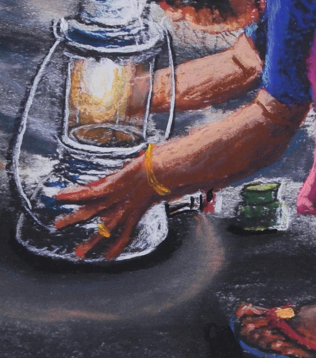 """ציורי בחגיגת תערוכת הציורים: """"עולמות הפוכים""""  25 במאי 2018"""