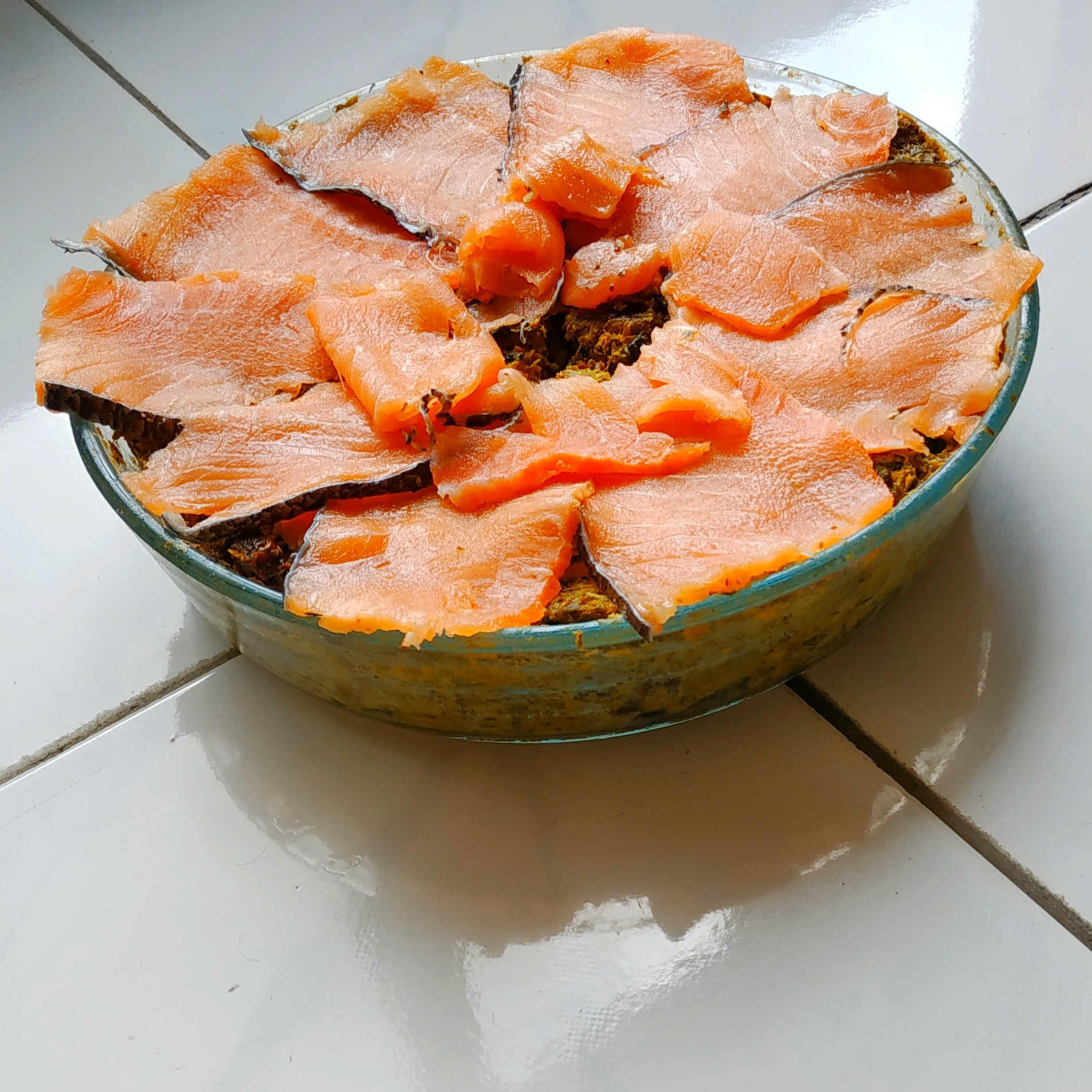 My experience making  Gravlax, Cured salmon pie. .פשטידת גראבלקס- סלמון כבוש שהכינותי